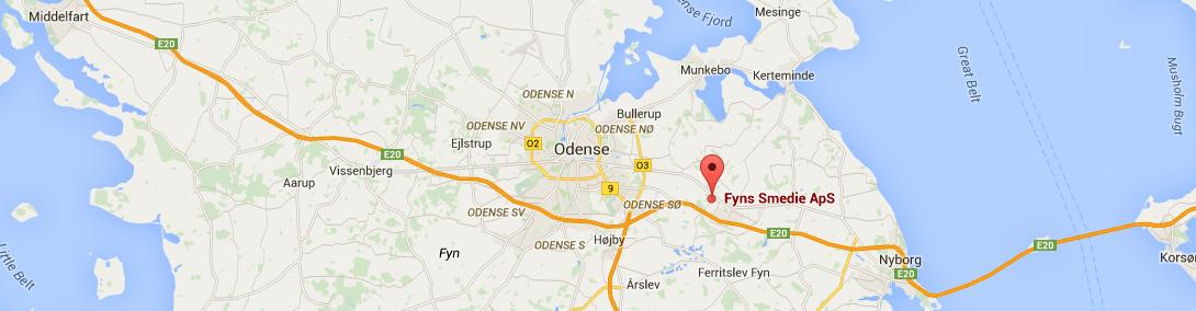 Find Fyns Smedie her