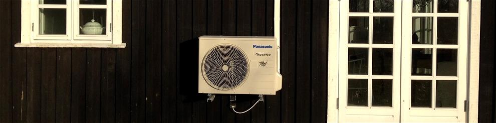 Varmepumpe Panasonic